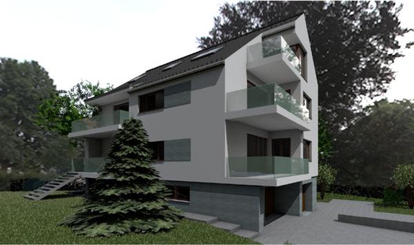 Eladó új építésű okos lakások a Rózsadombon
